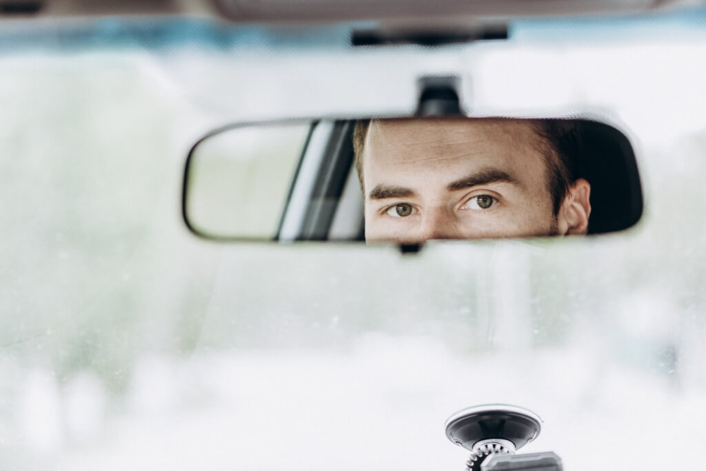 Changing Careers Means Not Looking in Your Rear-View Mirror
