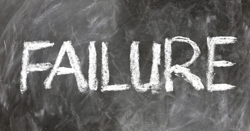 HOW TO TRANSFORM YOUR RELATIONSHIP WITH FAILURE