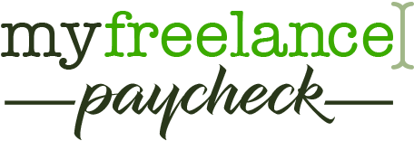 My Freelance Paycheck Logo