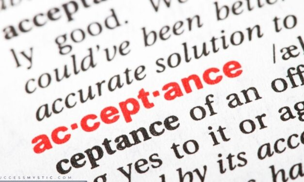 Mastering Acceptance – Find Peace and Serenity And Handle Anything That Comes Your Way