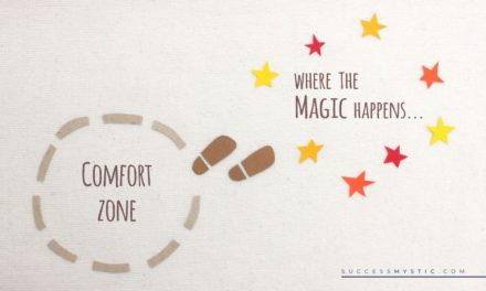 LIFE – It's What Happens Outside of Your Comfort Zone